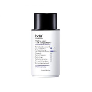 BELIF The True Cream Anti-aging Soft Bomb 75ml