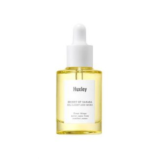 HUXLEY Secret Of Sahara Oil Light And More 30ml