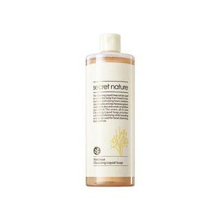 SECRET NATURE Narcissus Cleansing Liquid Soap 500ml