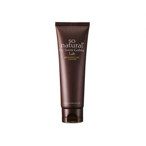 SO NATURAL Exfoliating Cleanser 120ml