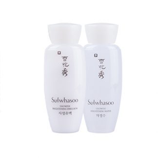 SULWHASOO Snowise Brightening Basic 2 Item Kit