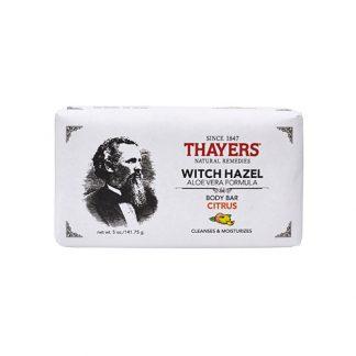 THAYERS Witch Hazel Aloe Vera Formula Body Bar 141g