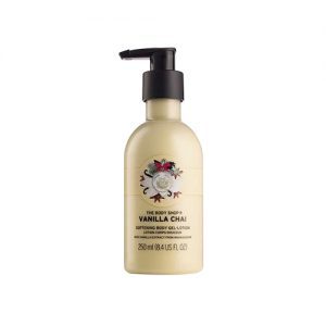 THE BODY SHOP Softening Body Gel Lotion 250ml