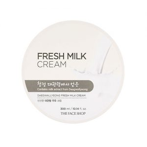 THE FACE SHOP Daegwallyeong Fresh Milk Cream 300ml