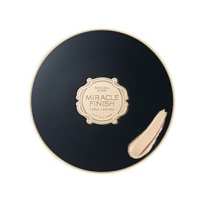 THE FACE SHOP Miracle Finish CC Long Lasting Cushion SPF50 PA+++ 15g