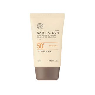THE FACE SHOP Natural Sun Eco Super Perfect Sun Cream SPF50 PA+++ 50ml