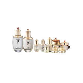 THE HISTORY OF WHOO Radiant Rejuvenating Balancer 10 Item Set