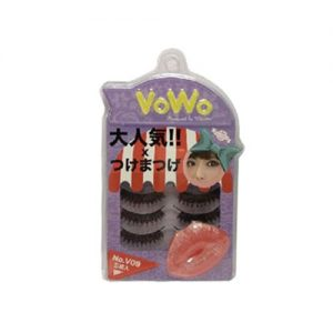 VOWO False Eyelash 5pcs