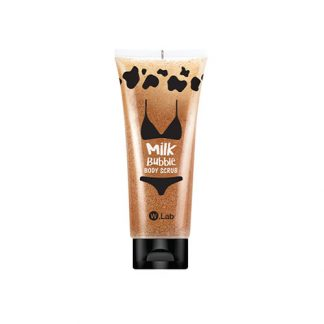 WLAB Milk Bubble Body Scrub 200ml