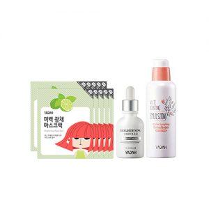 YADAH Daily Whitening Essentials 3 Item Set