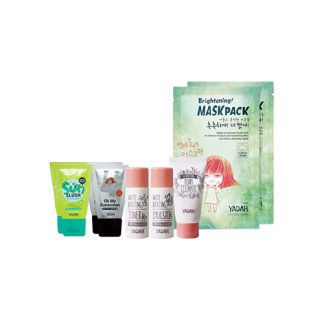 YADAH Whitening Starter 6 Item Kit