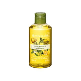 YVES ROCHER Plaisir Nature Energy Shower Gel 200ml