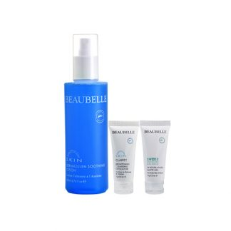 BEAUBELLE Dermazulen Soothing Lotion 3 Item Set