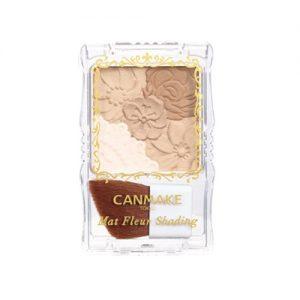 CANMAKE Mat Fleur Shading 6g