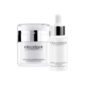 CELLNIQUE Duo Pack Luminous White 2 Item Set