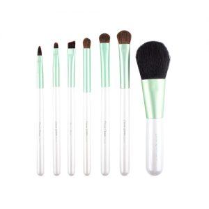 CERRO QREEN Metal Box Makeup Brush 7 Item Set 1