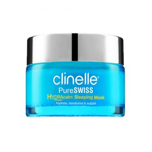 CLINELLE Pureswiss Hydracalm Sleeping Mask 60ml