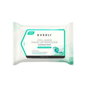 EVERLY Collagen Make-Up Remover Cleansing Wipes 20pcs