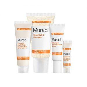 DR MURAD Essential-C Starter 4 Item Kit
