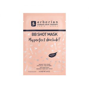 ERBORIAN BB Shot Mask 1pc