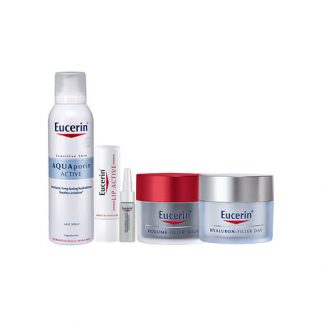 EUCERIN Hyaluron-Filler Holiday Gift 5 Item Set