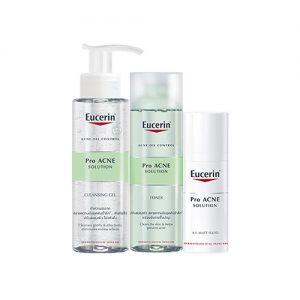 EUCERIN Pro Acne Regimen 3 Item Set
