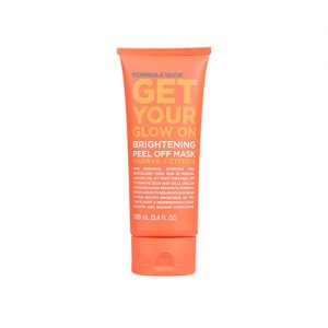 FORMULA 10 0 6 Get Your Glow On Skin Brightening Peel Off Mask 100ml