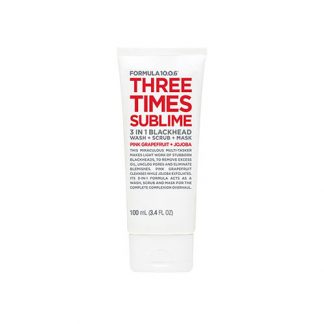 FORMULA 10 0 6 Three Times Sublime 3 in 1 Blackhead 100ml