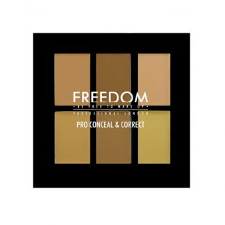 FREEDOM MAKEUP Pro Conceal Palette 1pc