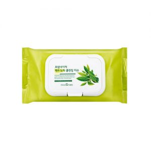 FROMNATURE Aloe Moisture Cleansing Tissue 30pcs