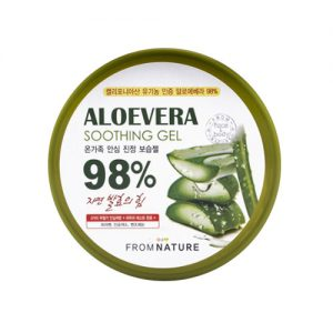 FROMNATURE Aloe Vera 98% Soothing Gel 500g