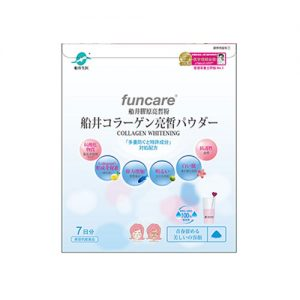 FUNCARE Sakura Whitening Collagen 7days