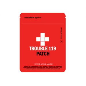 NAKEUP FACE Trouble 119 Patch
