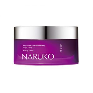 NARUKO Lupin Anti-Wrinkle Firming Night Gelly EX 80g
