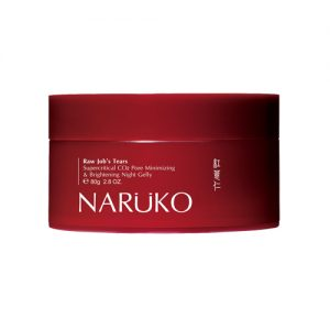 NARUKO Raw Jobs Tears Supercritical CO2 Pore Minimizing & Brightening Night Gelly 80g