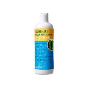 NARUKO Rosemary Cool Revitalizing Shower Gel 360ml