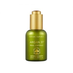 NATURE REPUBLIC Argan 20 Real Ampoule 25ml