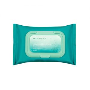 NATURE REPUBLIC Hawaiian Deep Sea Cleansing Tissue 30pcs