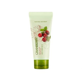 NATURE REPUBLIC Real Nature Cranberry Peeling Gel 120ml