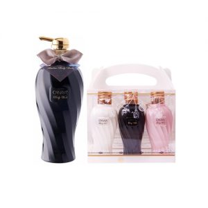 OANAYA Flawless Body Wash 600ml + Body Wash Mini Travel 4 Item Set