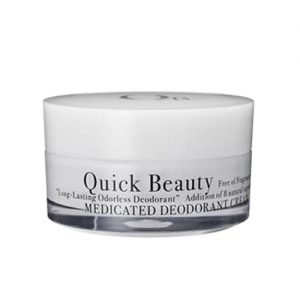 QUICK BEAUTY Deodorant Cream 30g