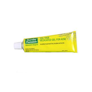 THURSDAY PLANTATION Tea Tree Medicated Gel for Acne 25g
