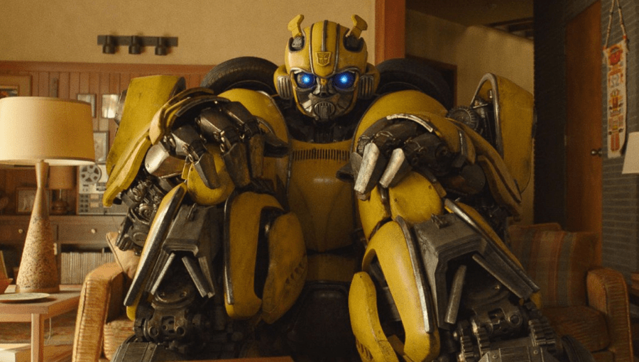 Bumblebee The Transformers movie we've been waiting for 3