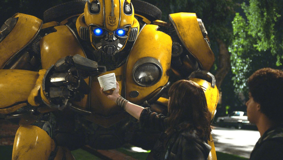 Bumblebee The Transformers movie we've been waiting for 4