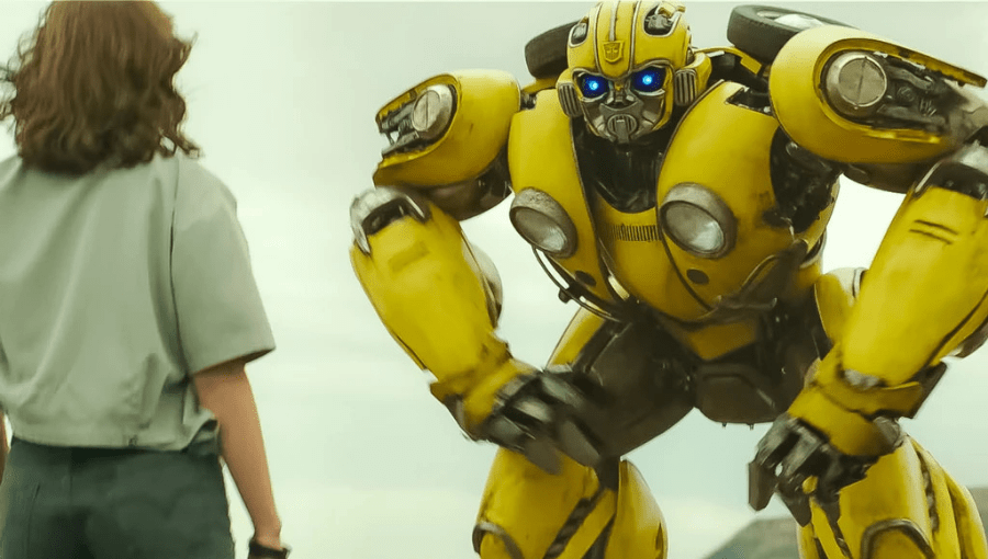 Bumblebee The Transformers movie we've been waiting for 5