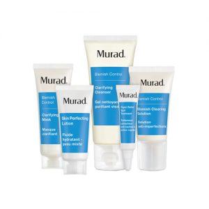 DR MURAD Blemish Control 30-Day 5 Item Kit