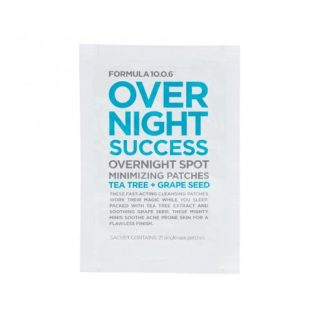 FORMULA 10 0 6 Overnight Success Overnight Spot Minimizing Patches 84pcs