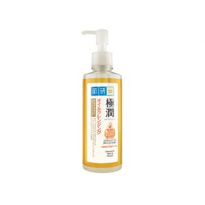 HADA LABO Super Hyaluronic Acid Moisturizing Cleansing Oil 200ml