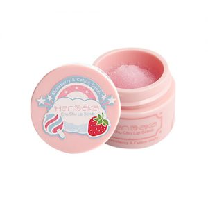 HANAKA Chu Chu Lip Scrub 15ml
