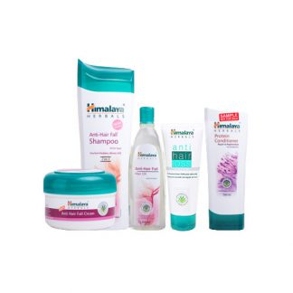 HIMALAYA Anti Hair Fall 5 Item Set